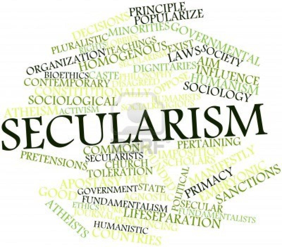 Secularism in state