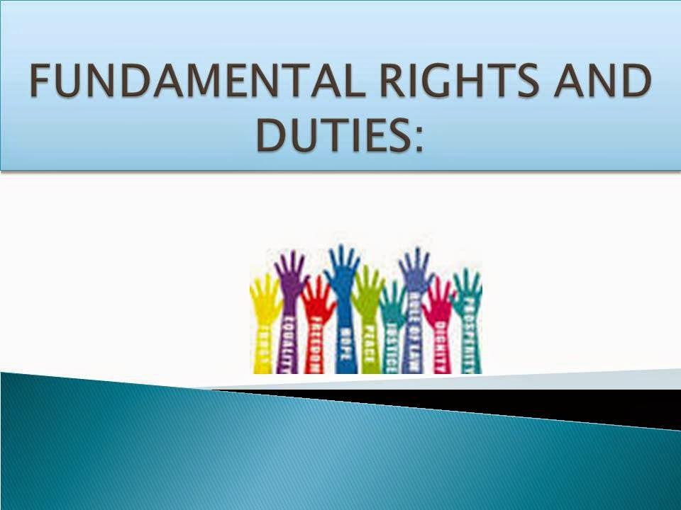 essay on rights and duties of a citizen