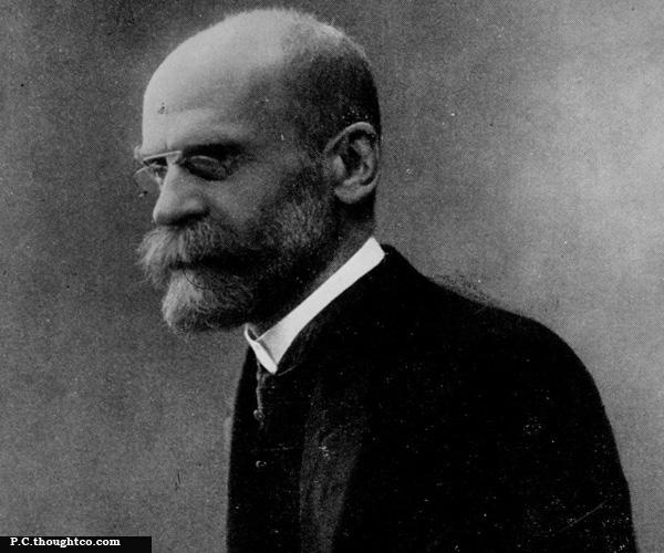 Durkheim and the interpretation of the modern world